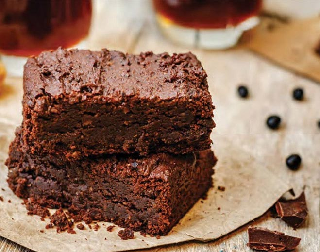 Black Bean Brownies